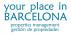 Your Place In Barcelona